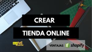 Crear una Tienda Online con Shopify