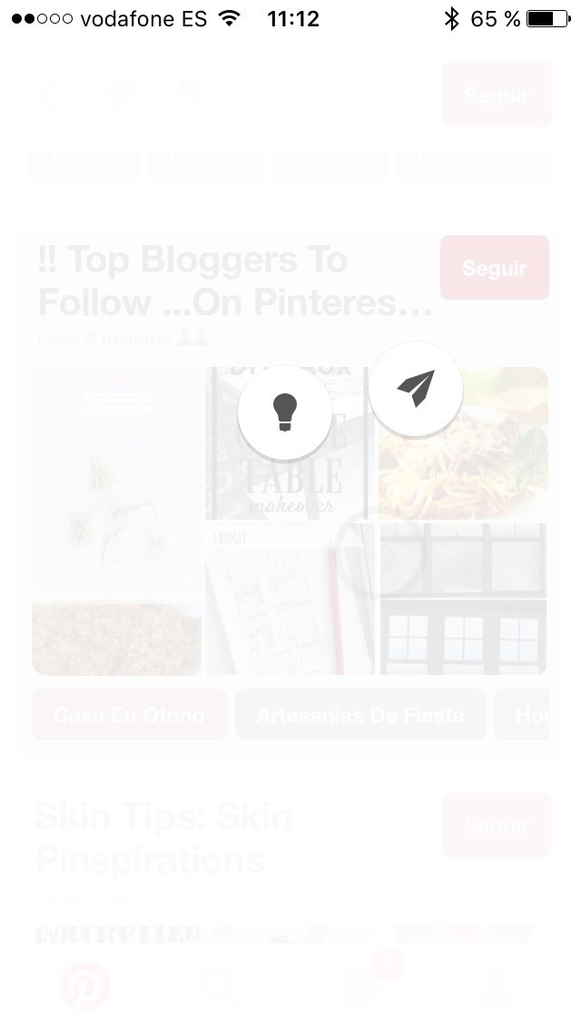 Pinterest Discover