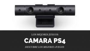 Los mejores juegos para la cámara PS4 2017