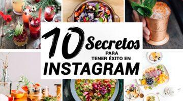 10 secretos para tener éxito en Instagram
