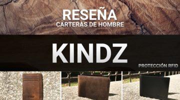 Reseña de Carteras de Cuero para Hombres de Kinzd