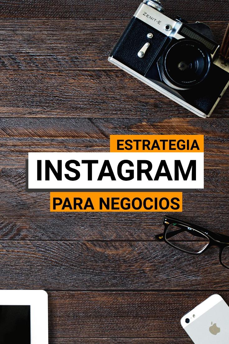 Estrategia en Instagram para tu negocio Pin
