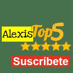 Suscríbete a Alexistop5