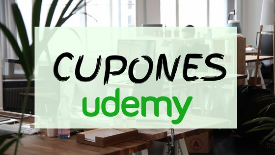 CUPONES UDEMY