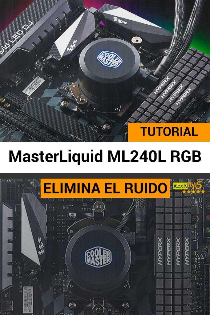 MasterLiquid ML240L Ruido